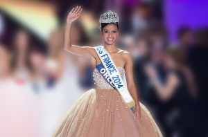 Dijon: Election de Miss France 2014.